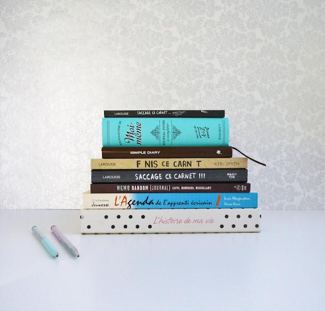 Liste de livres à écrire ou à compléter