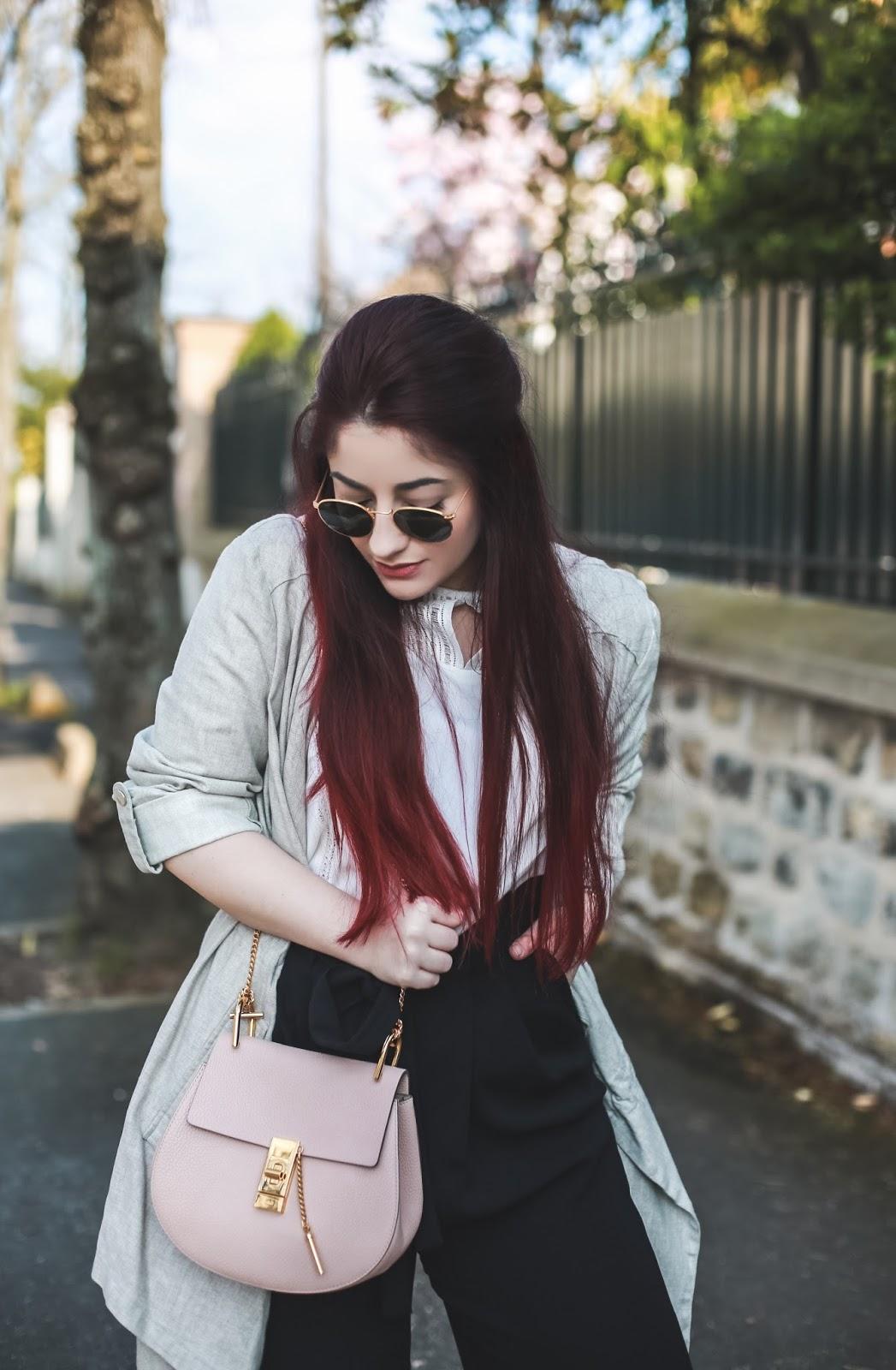 pantalon taille haute blog mode