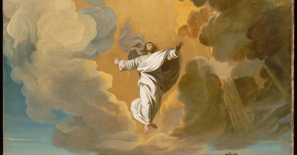 Follow The Lectionary Follow Me Ascension Of The Lord