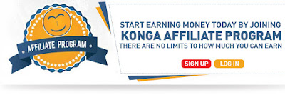 promote konga affiliate links on facebook