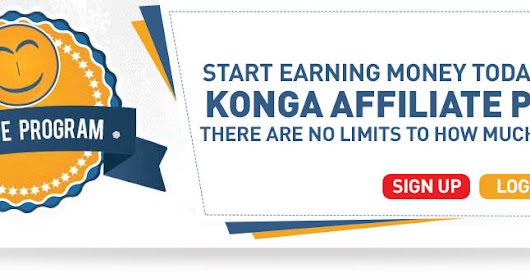 How To Promote Konga Affiliate Links On Facebook