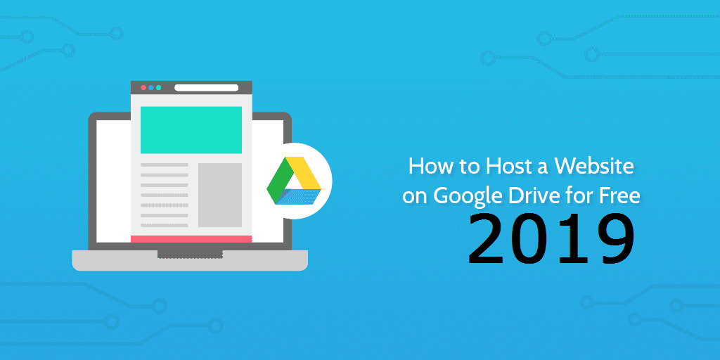 How To Host Your Website On Google For Free 2019 | SS Web