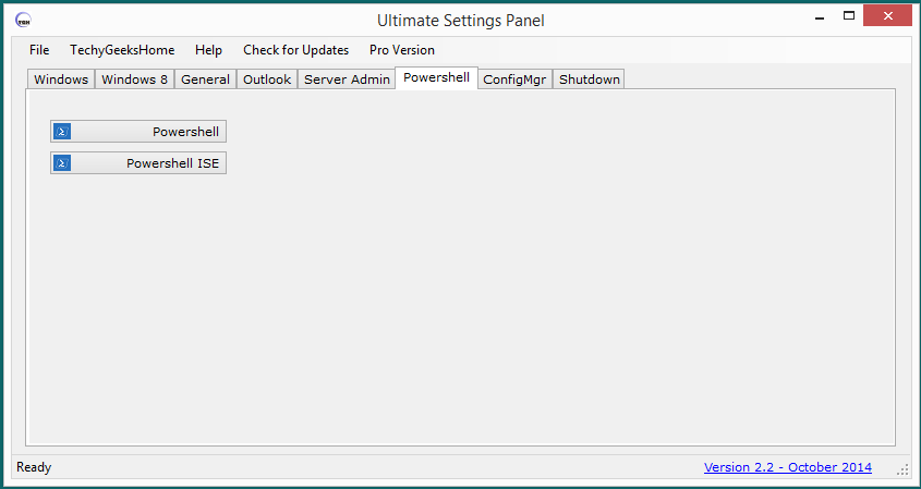 Ultimate Settings Panel Released 7