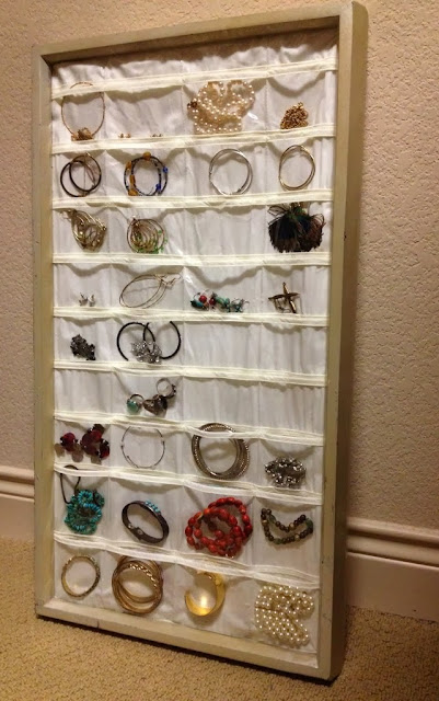 jewelry organization idea