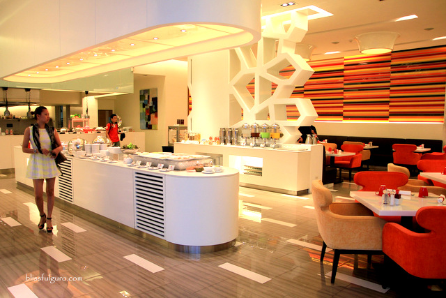 Four Points Sheraton Hotel Bangkok Thailand Blog