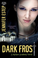 Book Review: Dark Frost by Jennifer Estep