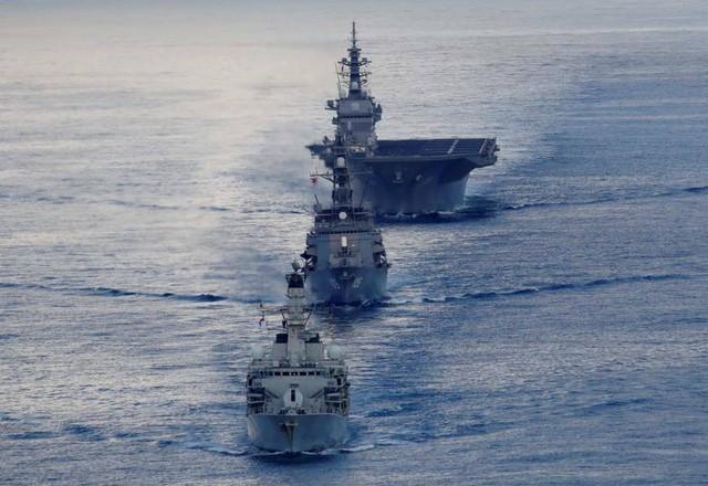 Tàu hộ vệ MHS Argyll của Anh