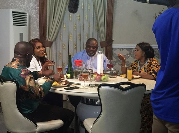 seven and a half date nollywood movie