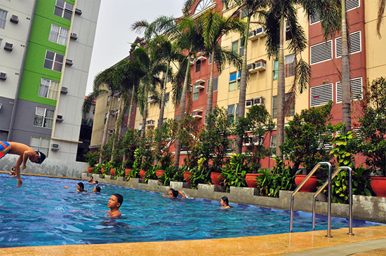 Hampton Gardens Pasig Philippines Metro Manila Condo