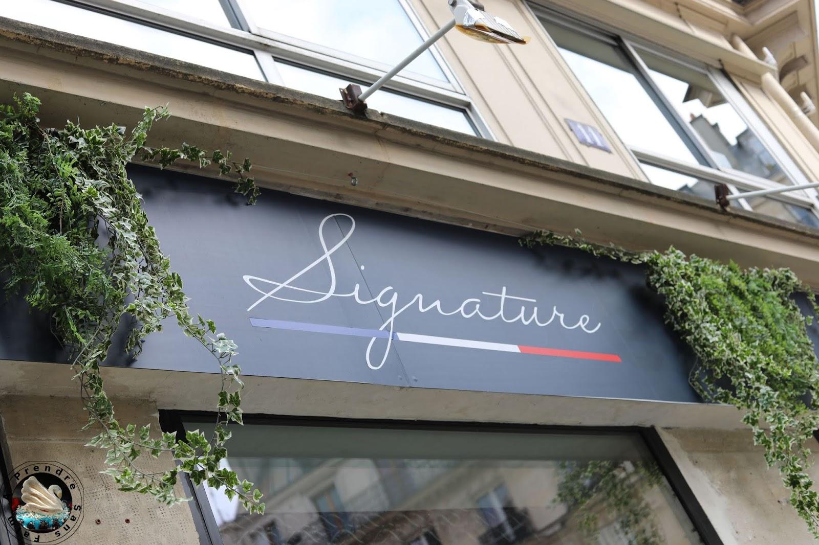 Signature ou comment aimer à nouveau la restauration collective