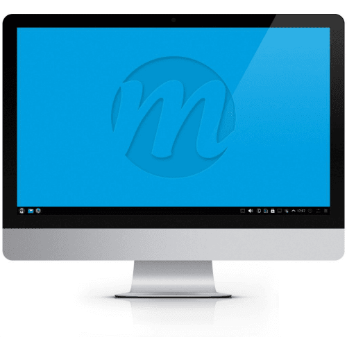 Maui Desktop Screen