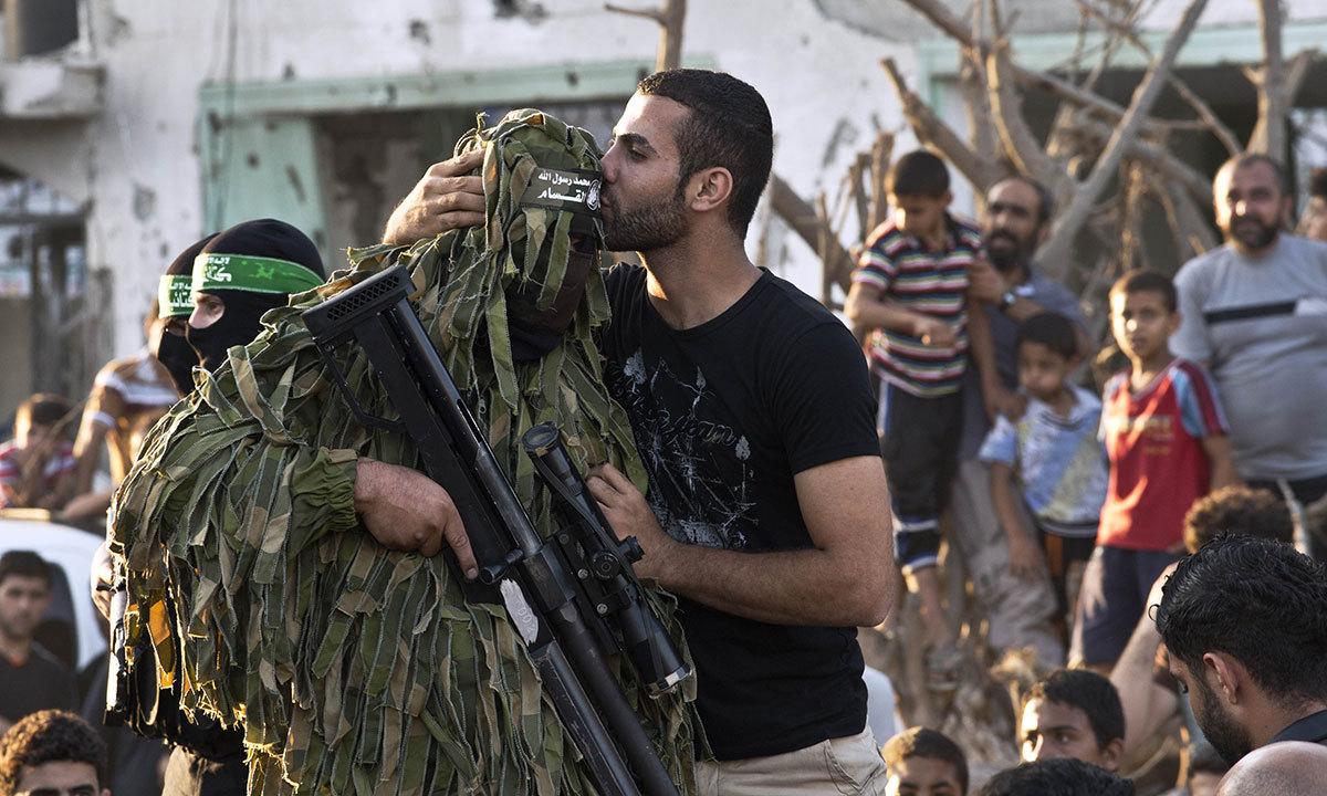 keluarga islami pejuang palestina