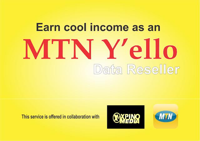USSD, Bank, NIgeria, Tech tips, Xpino Media, Business, become an mtn data vendor