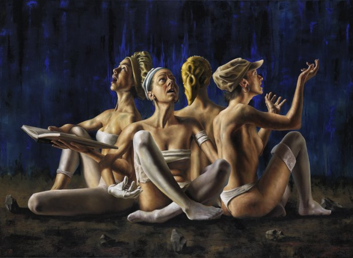 Красота и уродство. Anton Hoeger