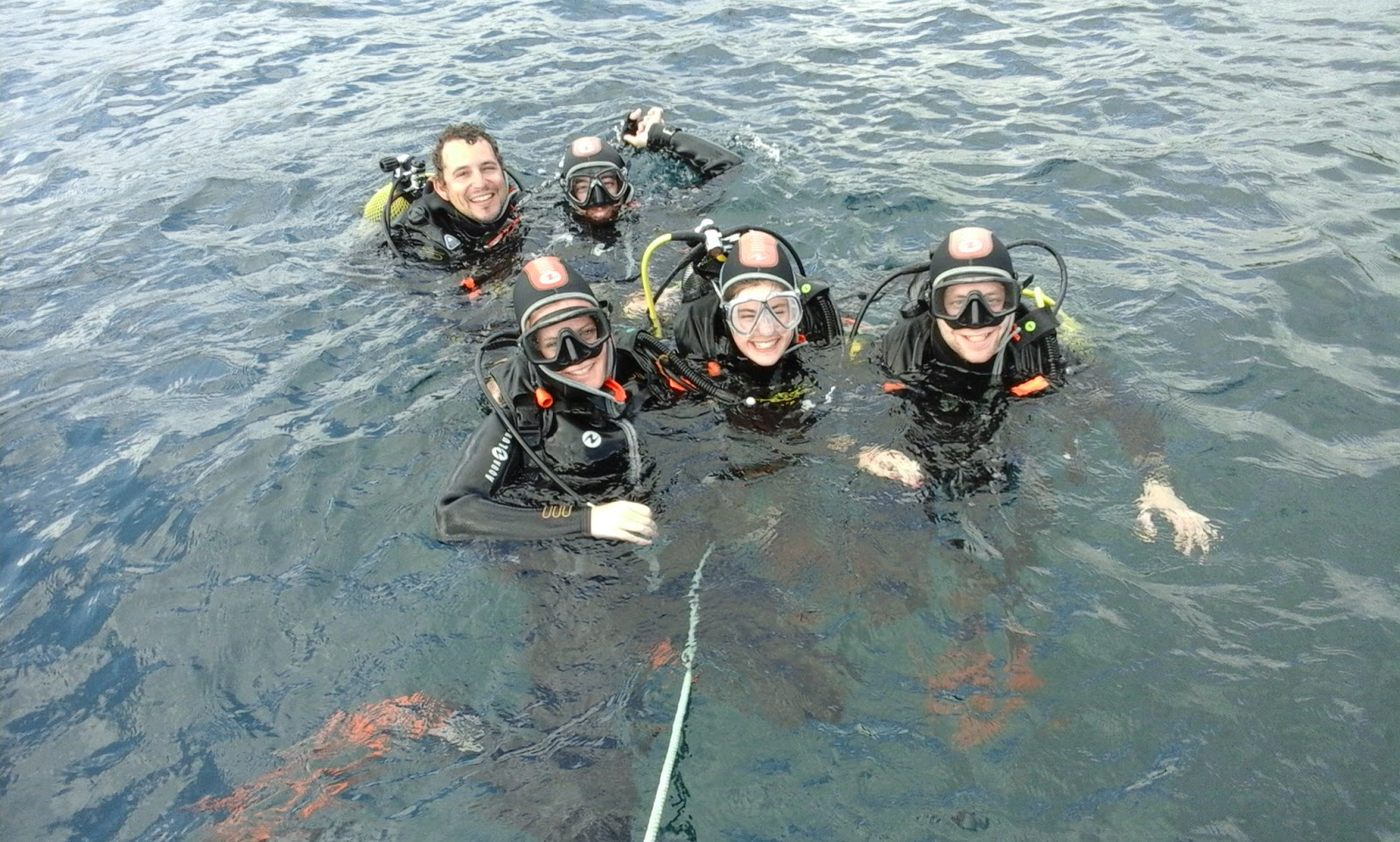 Best Spot Azores PADI 5* Dive Center: PADI Discover Scuba