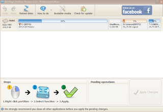 IM-Magic Partition Resizer Pro 3.2.4 key serial