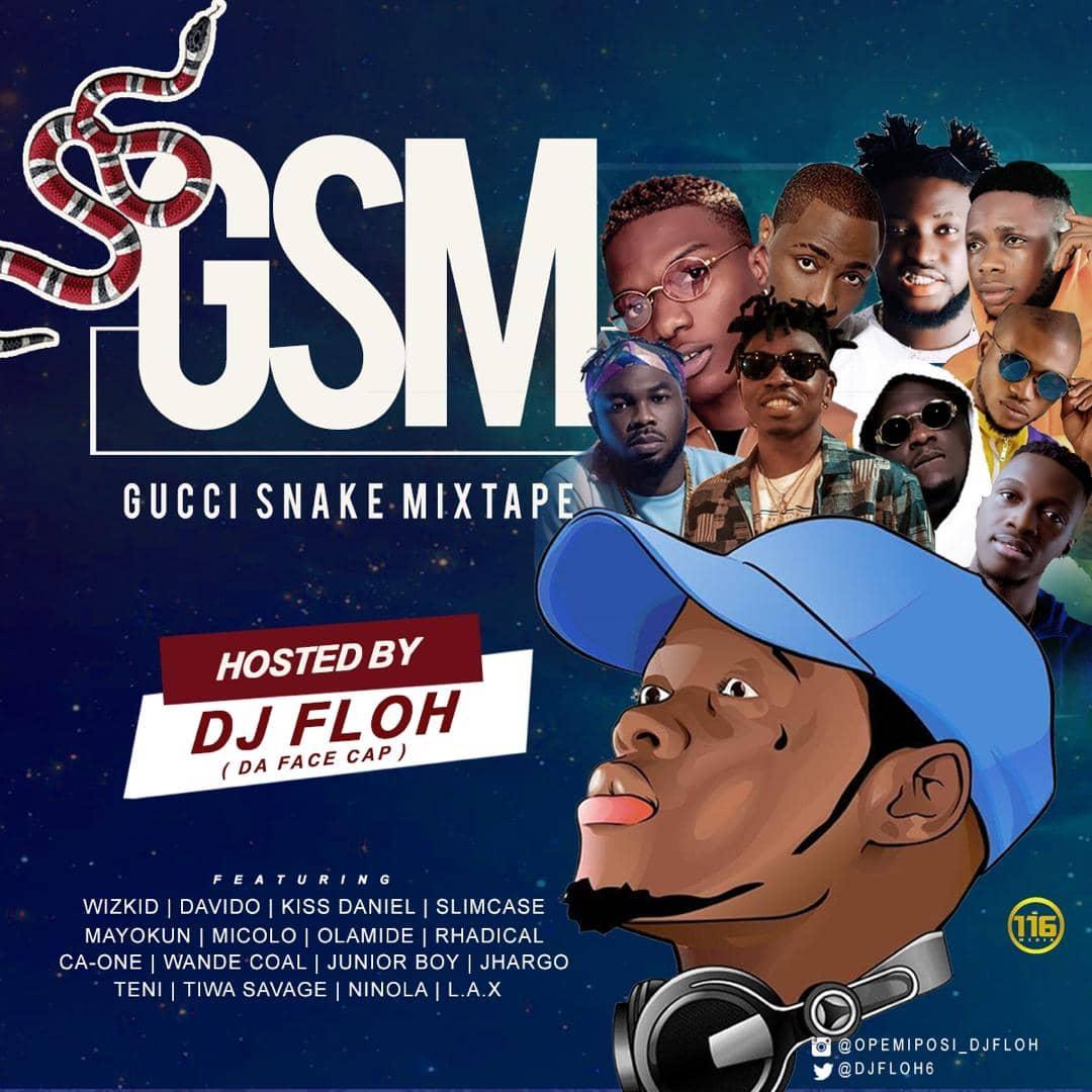 Dj Floh - Gucci Snake Mixtape