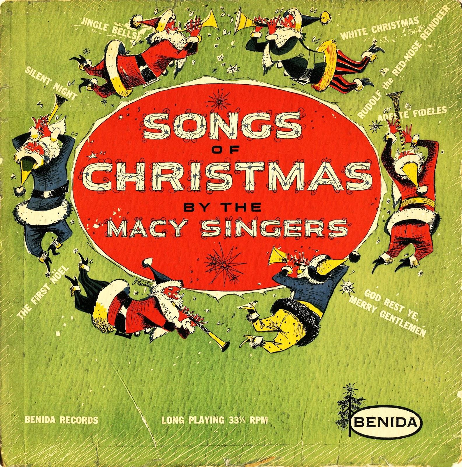 macy's christmas music