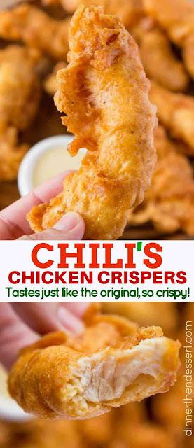 Chili's Chicken Crispier