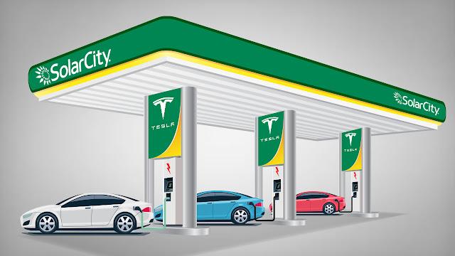 Tesla fecha acordo com a SolarCity - MichellHilton.com