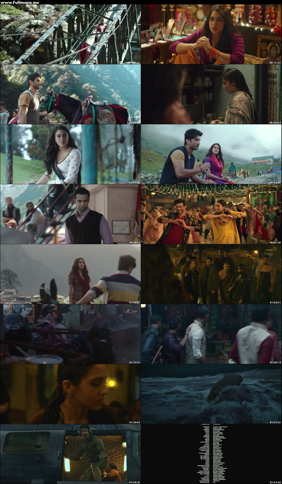 kedarnath full movie online dvdrip