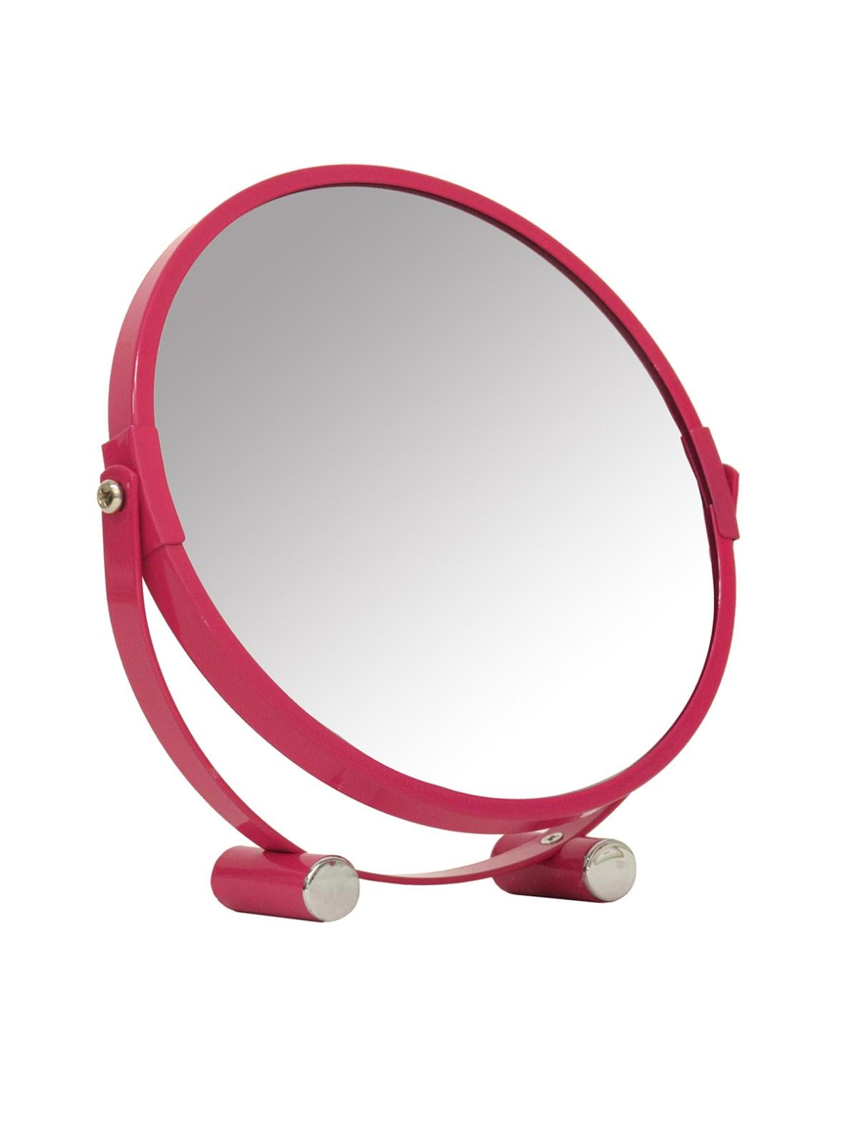 Sur color porta retratos espejos con dos aumentos 1x y 3x for Espejo 8 aumentos