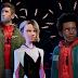 'Homem Aranha: No Aranhaverso' captura a essência do personagem