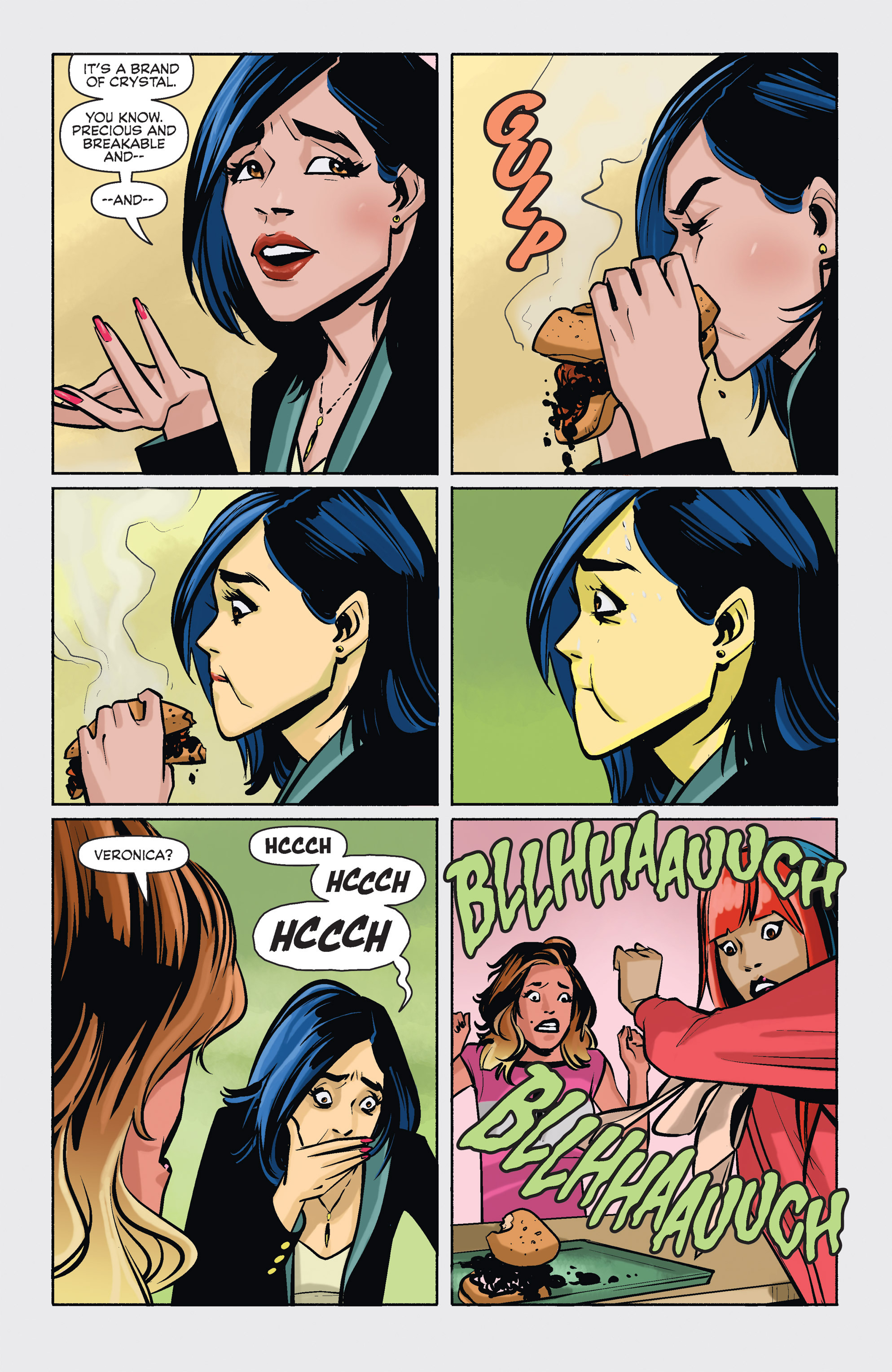 Read online Archie (2015) comic -  Issue #3 - 15