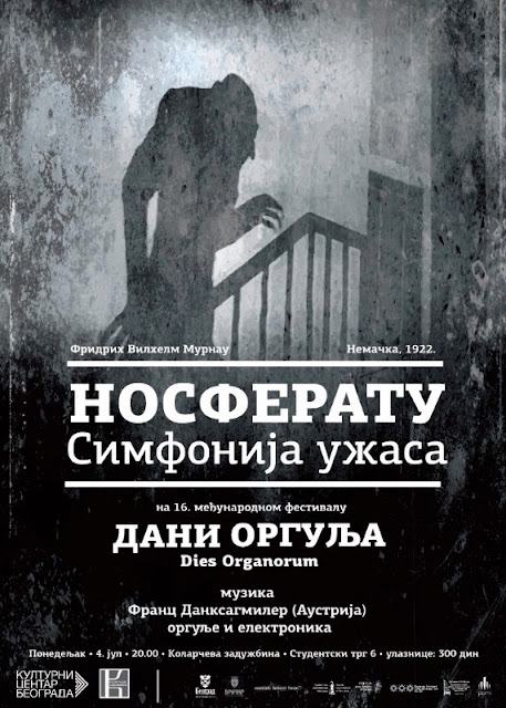 Nosferatu - simfonija užasa
