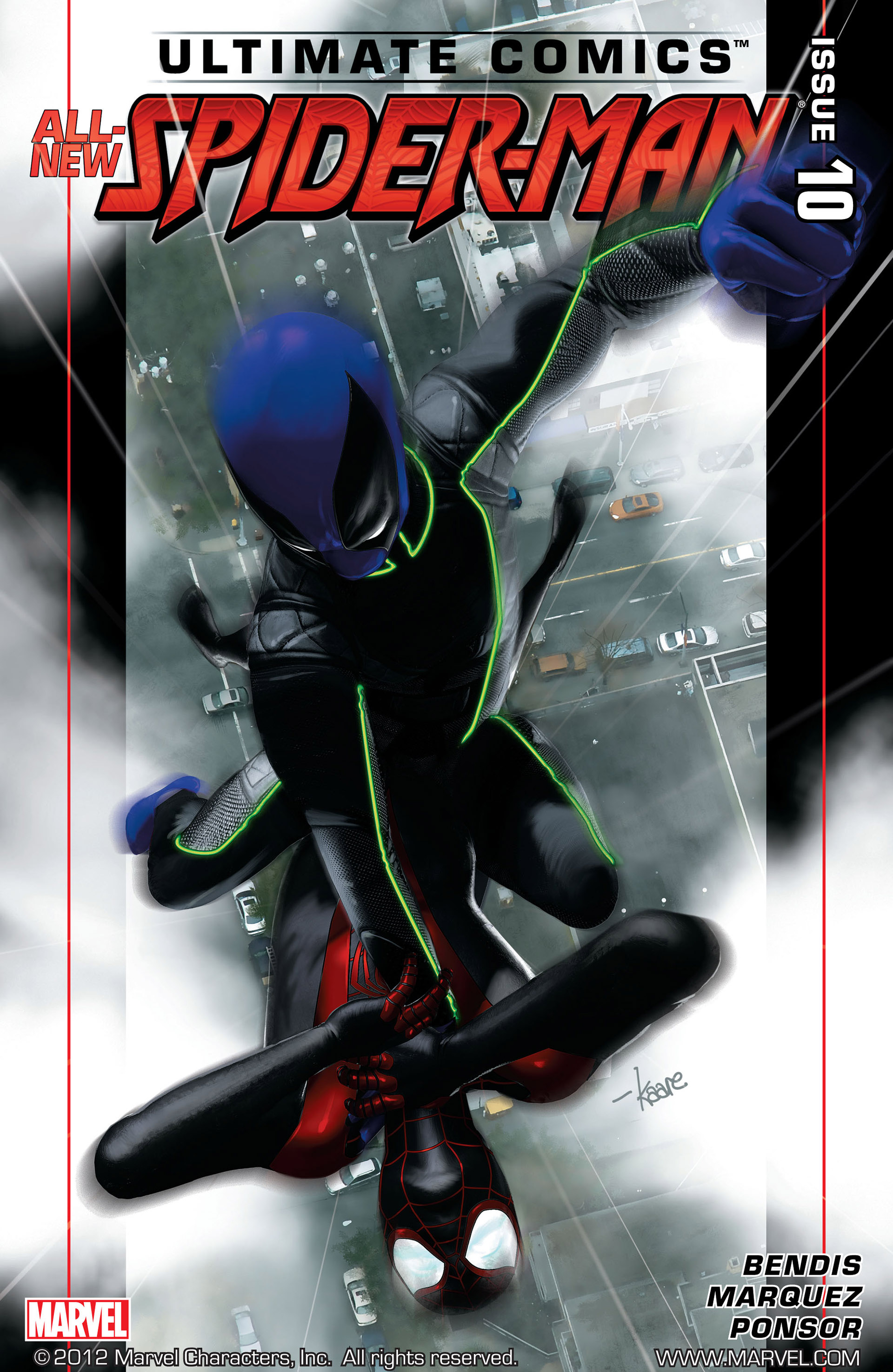 Read online Ultimate Comics Spider-Man (2011) comic -  Issue #10 - 1