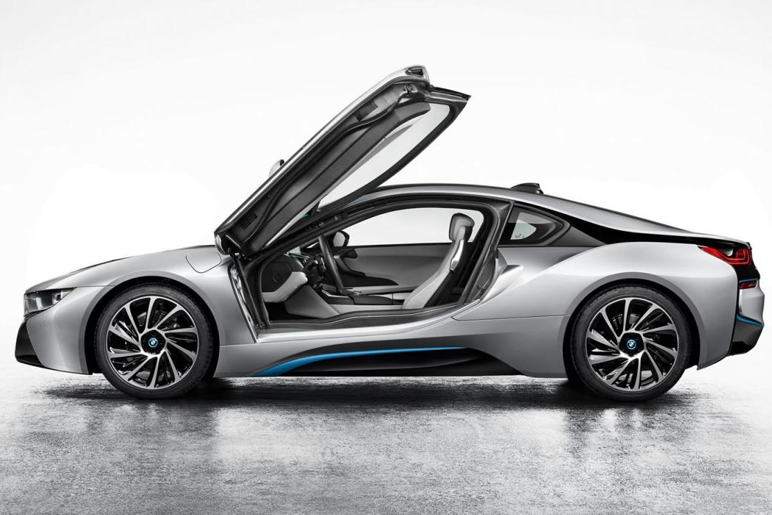 2014 Bmw I8 Production Model Official Pictures Released Shiftnburn