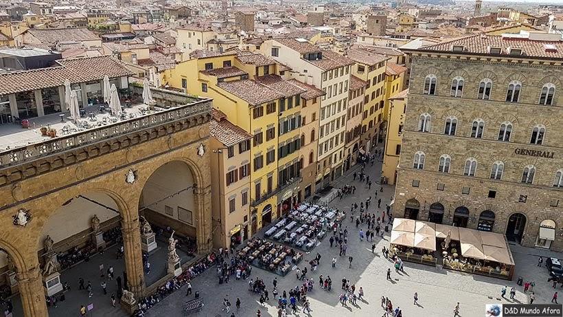 Piazza della Signoria - O que fazer em Florença, Itália - 40 atrativos