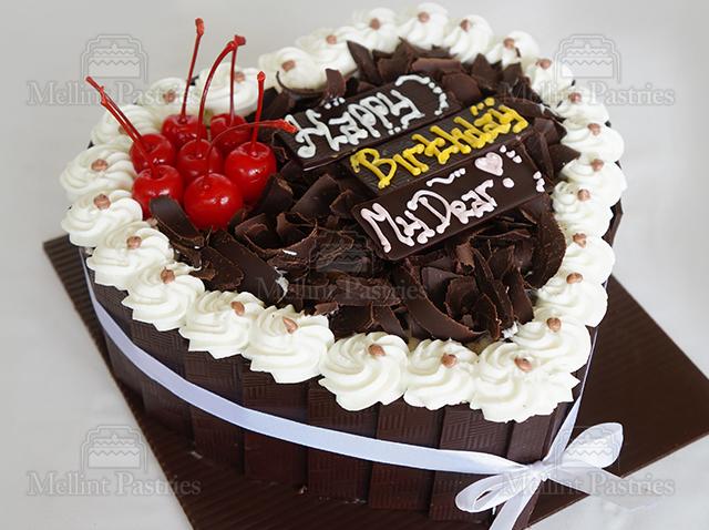 Gambar kue ulang tahun beserta ucapannya