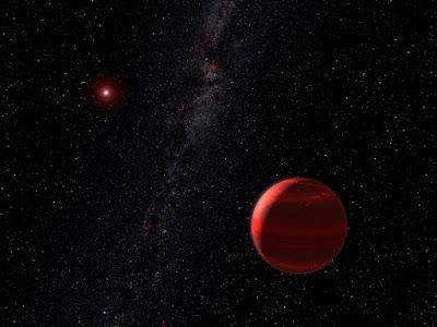 Barnard b, el exoplaneta podría tener vida primitiva en su superficie