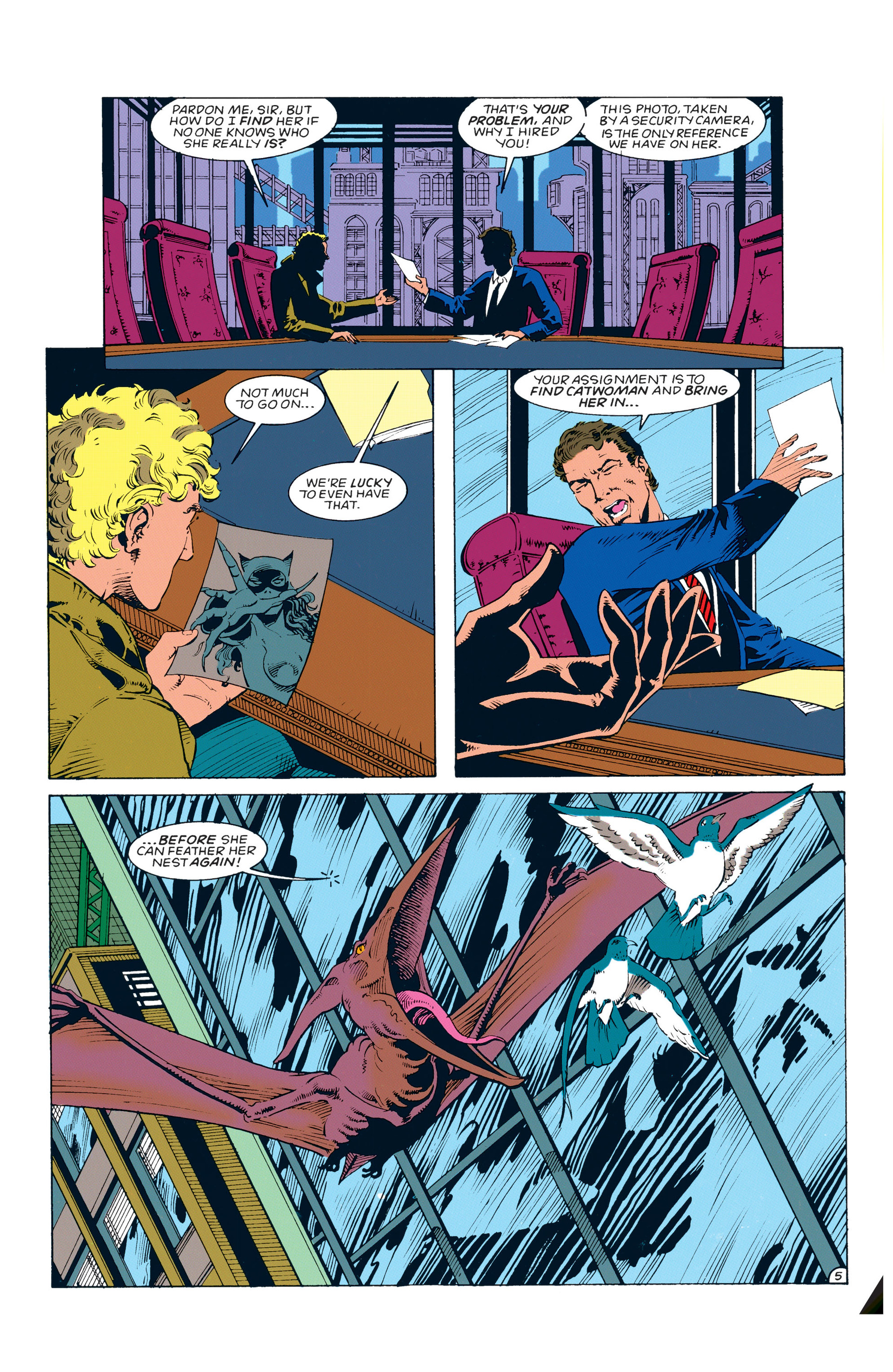 Catwoman (1993) Issue #14 #19 - English 6