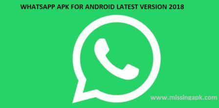 Whatsapp App-www.missingapk.com