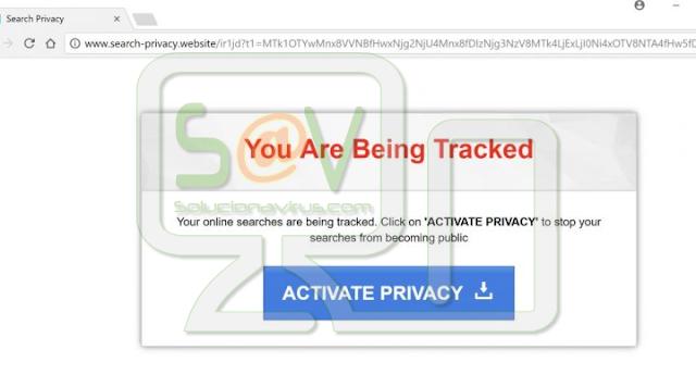 Search-privacy.website (Redirecciones)