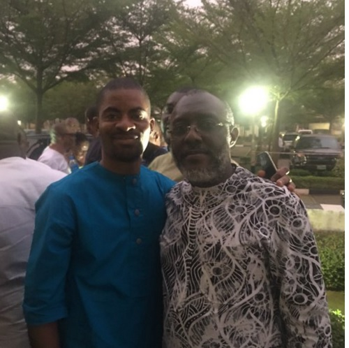 BREAKING: Olisa Metuh Freed After Meeting Bail Conditions