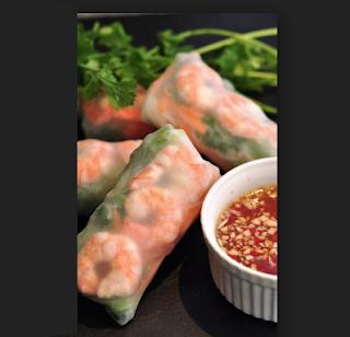 Resepi Sos Vietnam Spring Roll