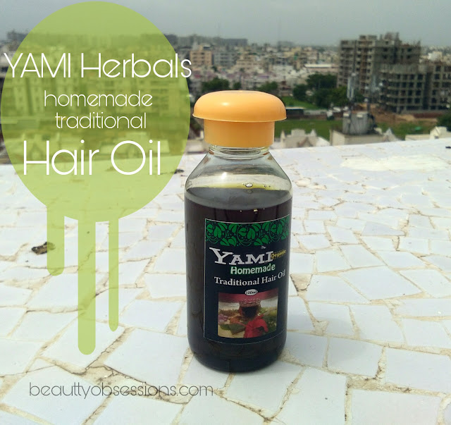 Yami Herbals Homemade Traditional Hair Oil - Review