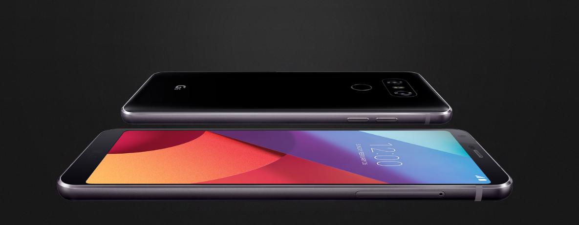 LG G6+ Resmi Rilis dengan Memori Internal 128GB