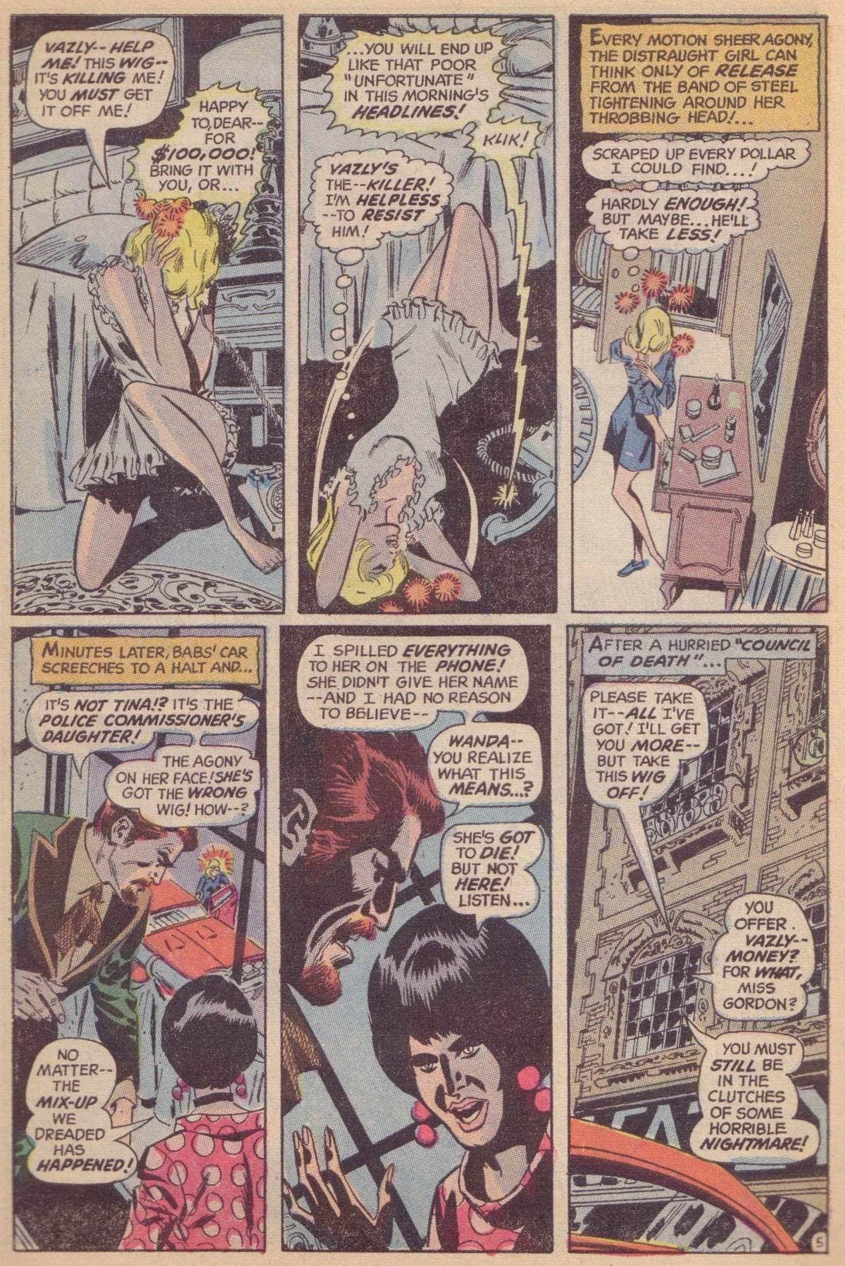 Detective Comics (1937) 412 Page 29