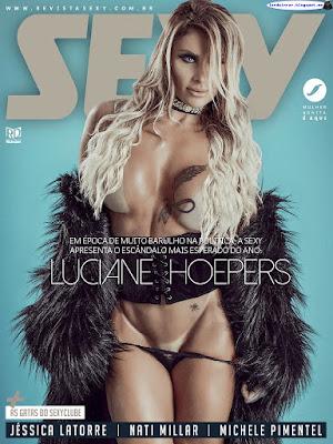 Este mes en Sexy Brasil: