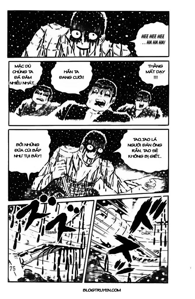 Panorama Of Hell chap 3 trang 17