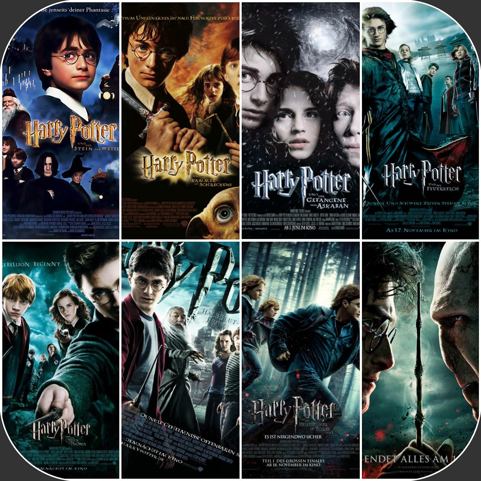 Filme Wie Harry Potter