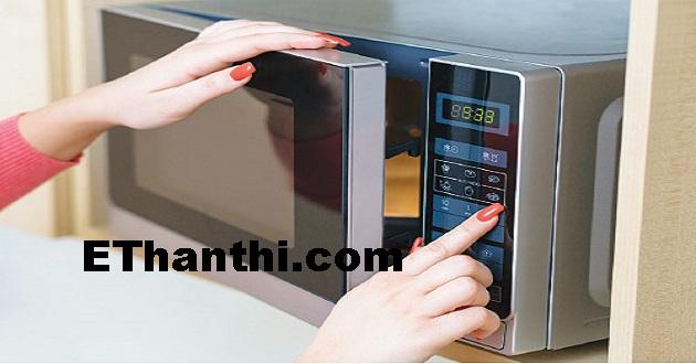 மைக்ரோவேவில் சுடு தண்ணீர் வைக்கலாமா? | Can you put a hot water in microwave?