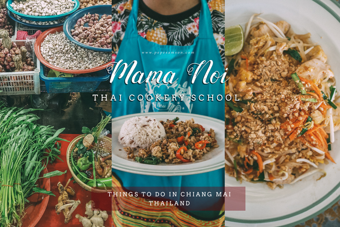 Things to Do in Chiang Mai: Mama Noi Thai Cookery School