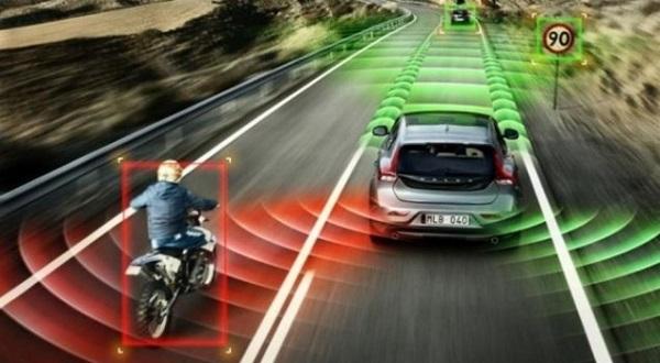 Sensors in Autonomous Car
