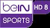 مشاهده بث مباشر قناة بي ان سبورت 8 المشفره مجانا من شووت كورة لايف اون لاين | Watch beIN sports HD8 Live Online
