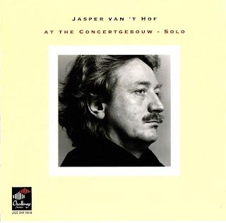 Jasper van't Hof - 1993 - At the Concertgebouw-Solo